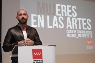 Mujeres en las artes — Imagen cortesía de la Comunidad de Madrid