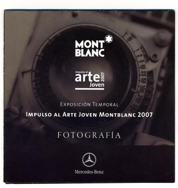 Arte Joven MontBlanc 2007