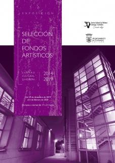 Cartel exposición Selección Fondos 2014-2019