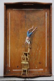 Ernest Zacharevic — Cortesía de Montana Gallery Barcelona