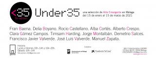 #Under35 (5th edition) - Invitación