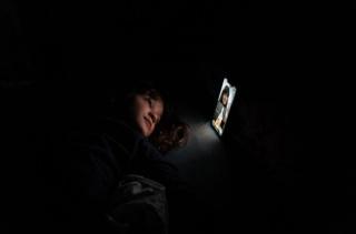 Fotografía de Marzio Toniolo, segundo premio de la convocatoria 'Amar en pandemia' — Cortesía de Cultura Inquieta