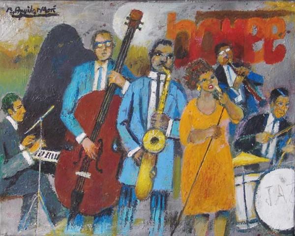 Ramon Aguilar Moré, Jazz, 2005