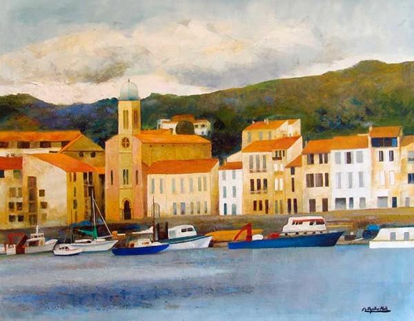 Ramon Aguilar Moré, Port Vendres, França, 2003