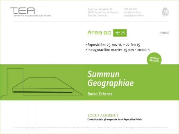 Summun Geographie