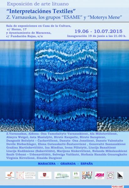 Interpretaciones Textiles Maracena