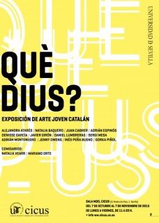 Qué dius? Exposición de arte joven catalán
