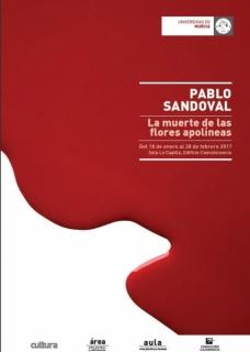 Pablo Sandoval, La muerte de las flores apolíneas