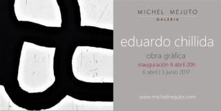 Eduardo Chillida. Obra gráfica