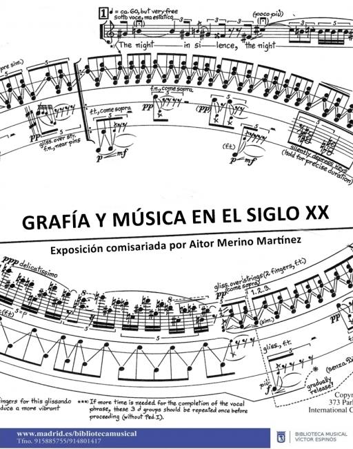 Grafía y música en el siglo XX