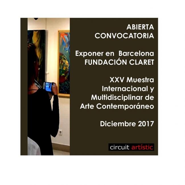 CLARET CONVOCATORIA DIC2017
