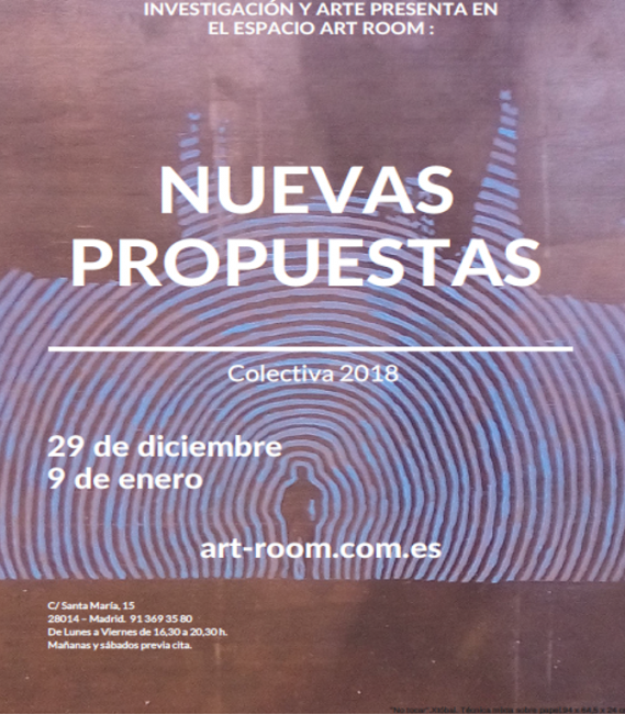 Gran inauguración de la exposición Colectiva NUEVAS PROPUESTAS 2018.