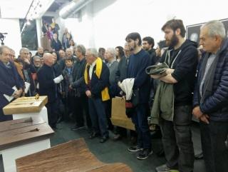 Inauguración -  Cortesía Josep Maria Camí