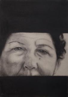 49 MANERAS DE DIBUJAR A UNA MADRE. Imagen cortesía CAGE Art Gallery