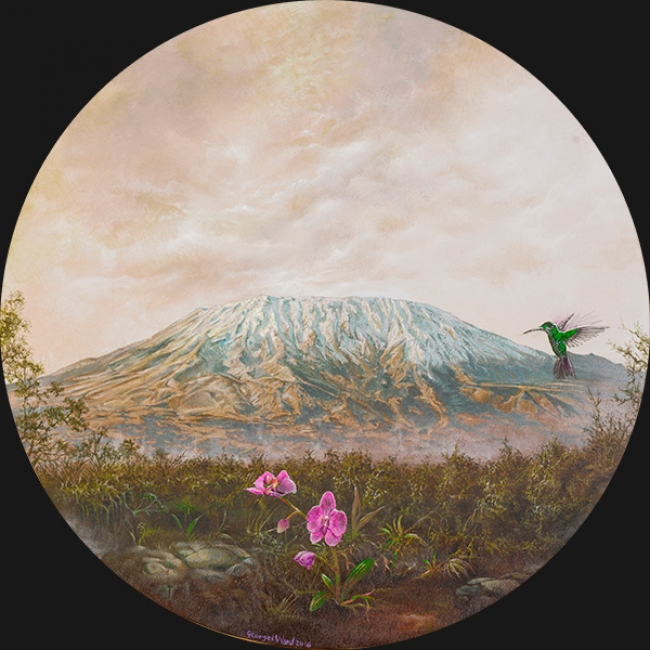 Kilimanjaro by Georges Ward