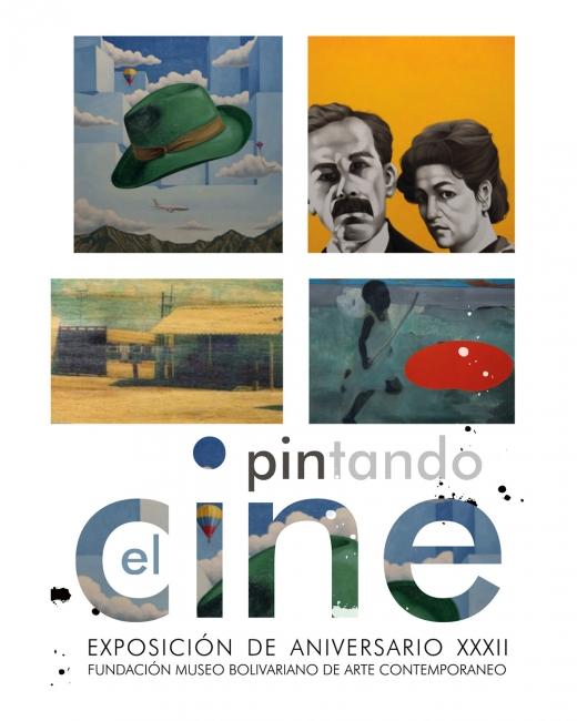 Pintando El Cine. Exposición de Aniversario XXXII