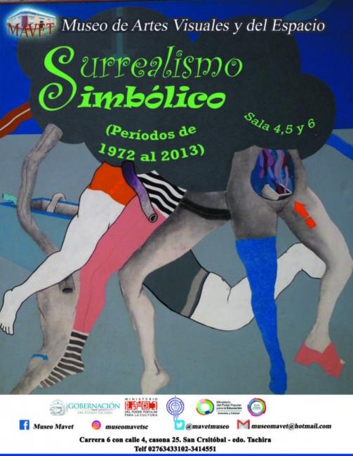 Surrealismo Simbólico (Períodos de 1972 al 2013)