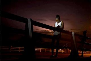Los fantasmas de las azoteas — Cortesía de AFOGRA (Asociación Fotográfica Granadina)