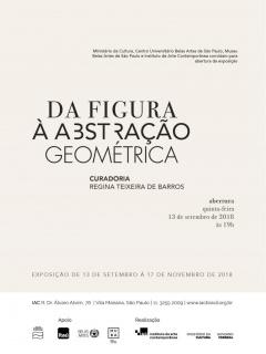 Da figura à abstração geométrica