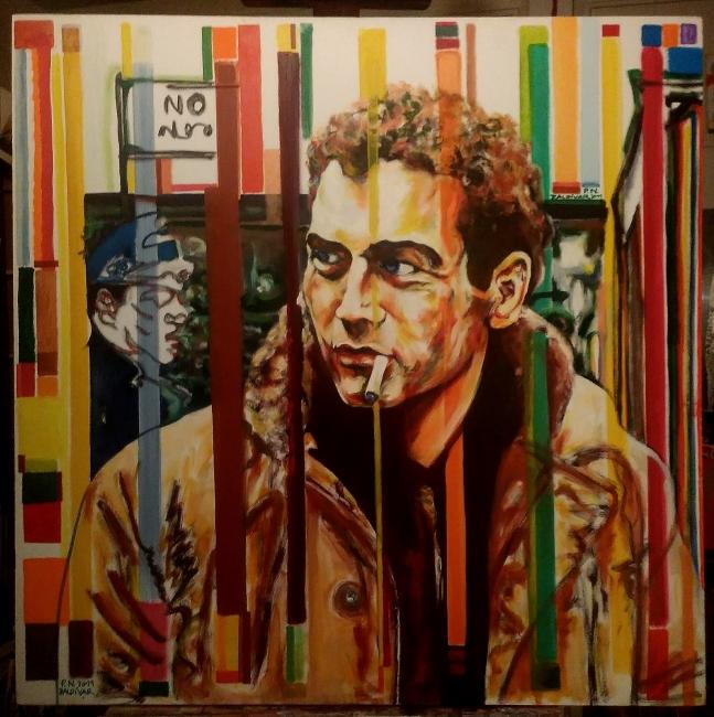 Paul Newman de Emilio Zaldivar