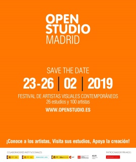 Open Studio Madrid 2019