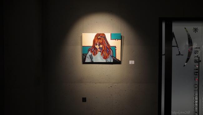 Armonía (80x60 cm) óleo sobre tela