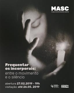 Frequentar os incorporais: entre o movimento e o silêncio