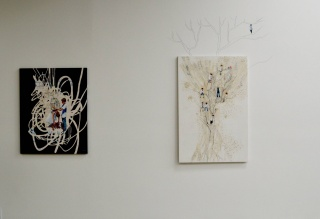 Al Otro Lado del Espejo - Galeria Elvira Moreno 5