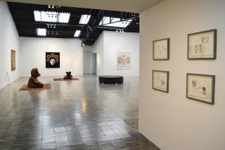 Al Otro Lado del Espejo - Galeria Elvira Moreno 2