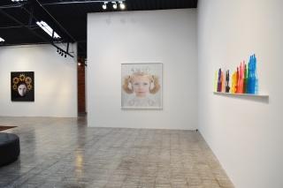 Al Otro Lado del Espejo - Galeria Elvira Moreno 3