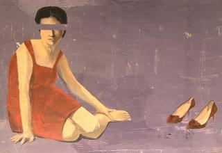 Carolina Convers — Cortesía de Beatriz Esguerra Art