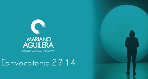 Premio Nacional de Artes Mariano Aguilera 2014