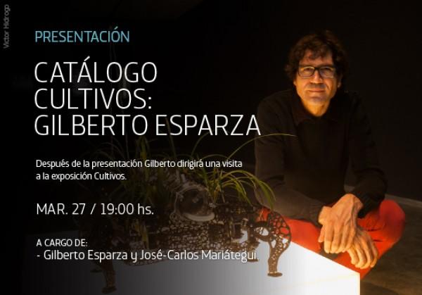 Catálogo Cultivos - Gilberto Esparza