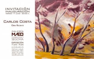 Carlos Costa. Obra reciente
