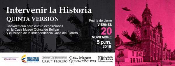 Premio Intervenir la historia 2015-2016
