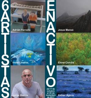 6 artistas en activo