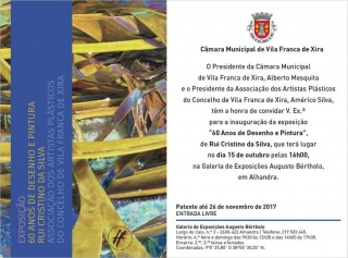Rui Cristino da Silva. 60 Anos de Desenho e Pintura