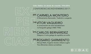 Ciclo: Galicia. Un século de creación 1916-2016