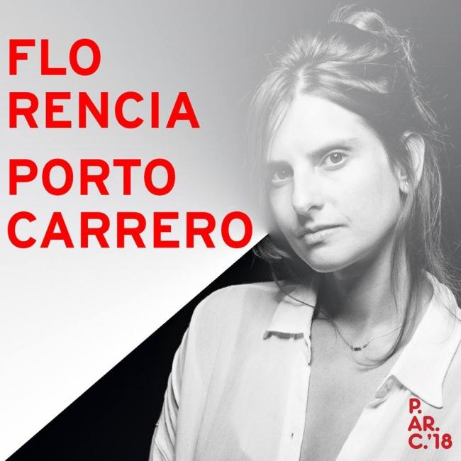 Florencia Portocarrero, comisaria de Parc