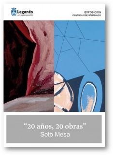 Francisco Soto Mesa. 20 años, 20 obras