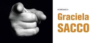 Homenaje a Graciela Sacco