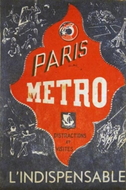 Pla de metro de París, anys 50