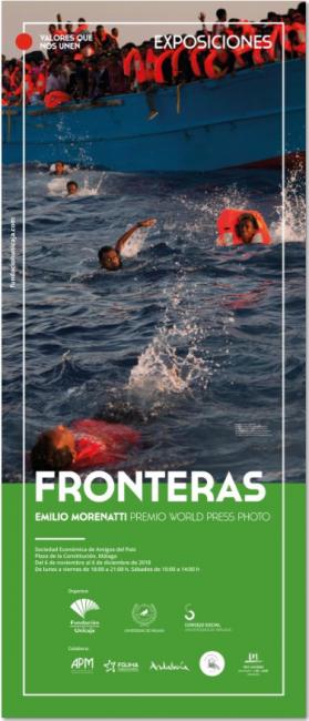 Emilio Morenatti. Fronteras