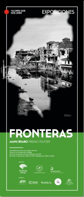 Manu Brabo. Fronteras