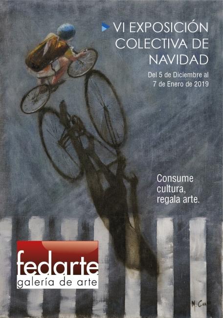 VI COLECTIVA DE NAVIDAD EN FEDARTE