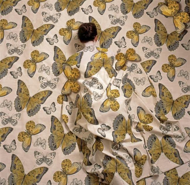 Cecilia Paredes. En tus alas, 2014 — Cortesía del Museo Universidad de Navarra