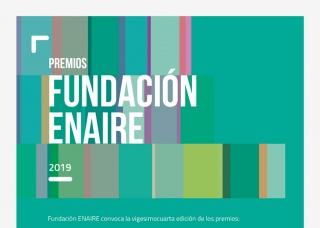 Premios Fundación ENAIRE 2019