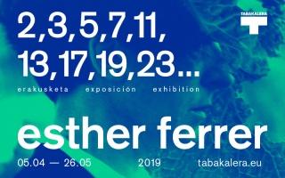 Esther Ferrer. 2, 3, 5, 7, 11, 13, 17, 19, 23...