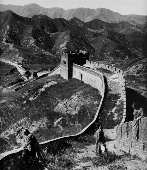 La Muralla China, 1907 — Cortesía de la galería Luis Adelantado