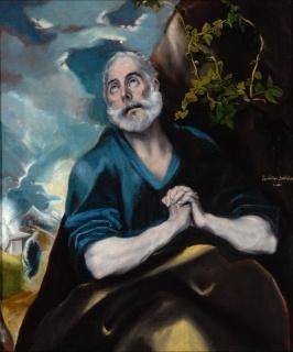 El Greco, Goya y el gusto por España: obras maestras del Bowes Museum